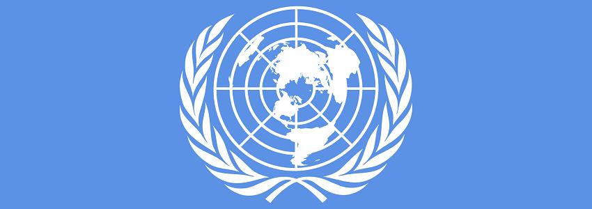 Bandeira da ONU  - Divulgação