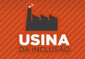Logotipo da Usina da Inclusão
