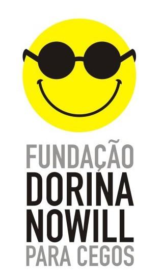 Foto do logo da Fundação Dorina Nowill