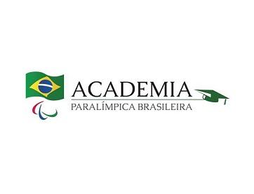 Foto do logo da Academia Paralímpica