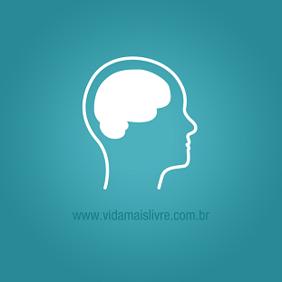 Foto do símbolo da deficiência intelectual em fundo verde