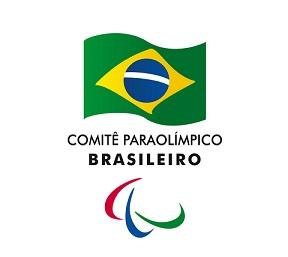 Foto do logo do Comitê Paralímpico Brasileiro