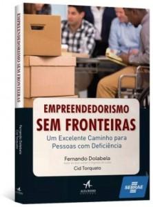 Foto da capa do livro Empreendedorismo Sem Fronteiras