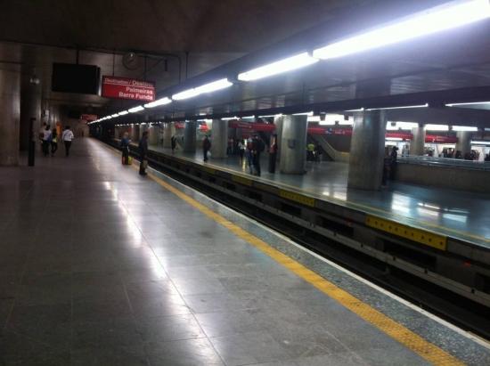 Foto da Estação Sé do Metrô