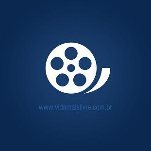 Foto de um símbolo que representa a cultura em fundo azul