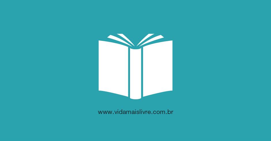 Em fundo verde, ícone que representa um livro aberto