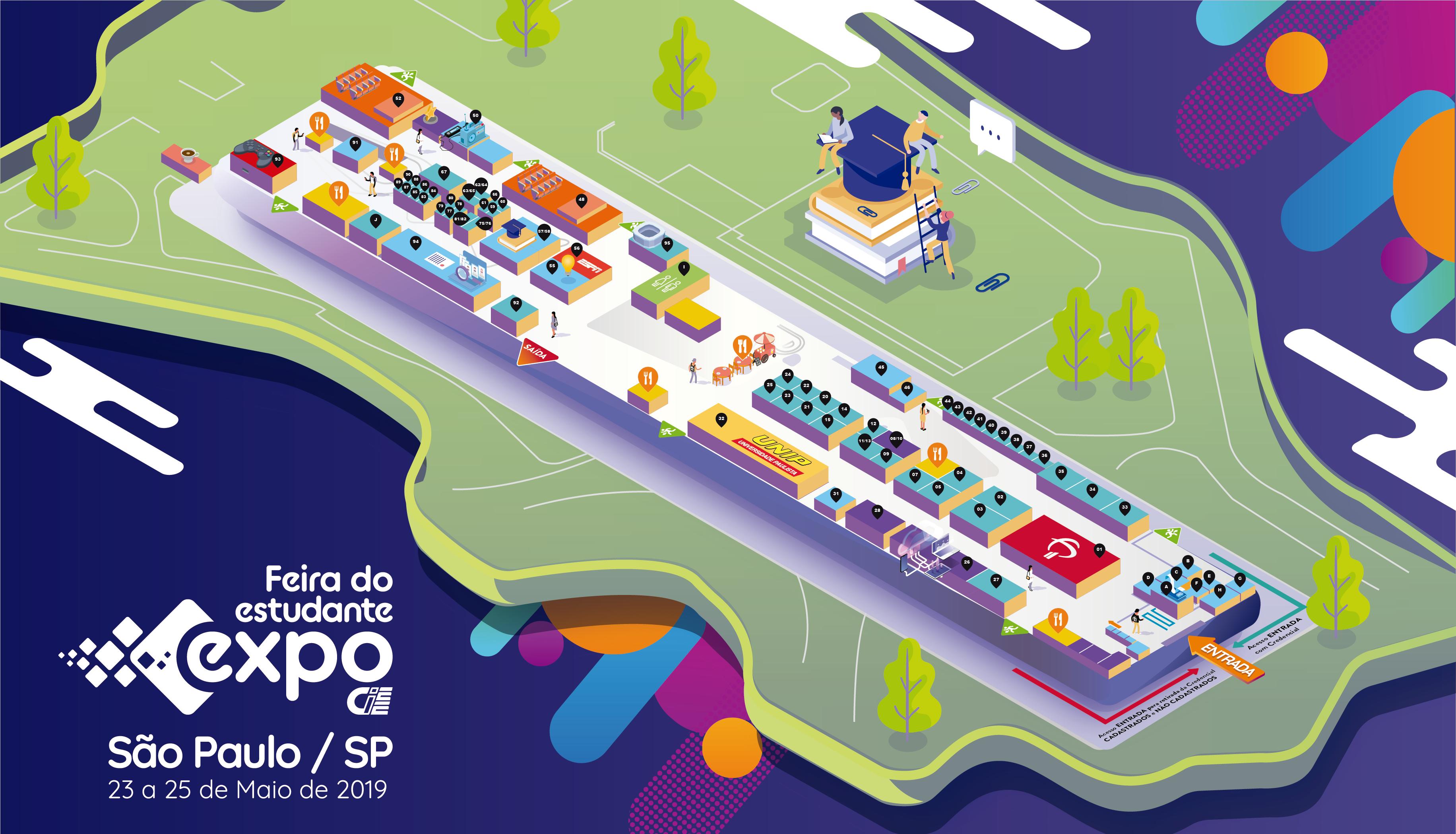 Expo Ciee Contara Com O Primeiro Escape Inclusivo Do Brasil