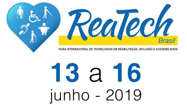 Divulgação Reatech 2019